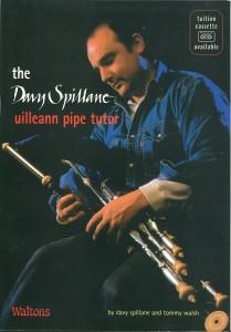 Davy Spillane Uilleann Pipe Tu