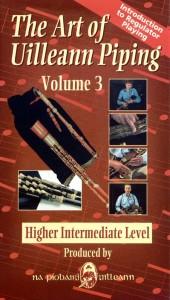 Art of Uilleann Piping 3 DVD