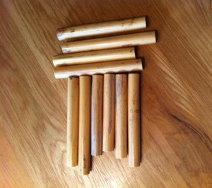French Chanter Cane