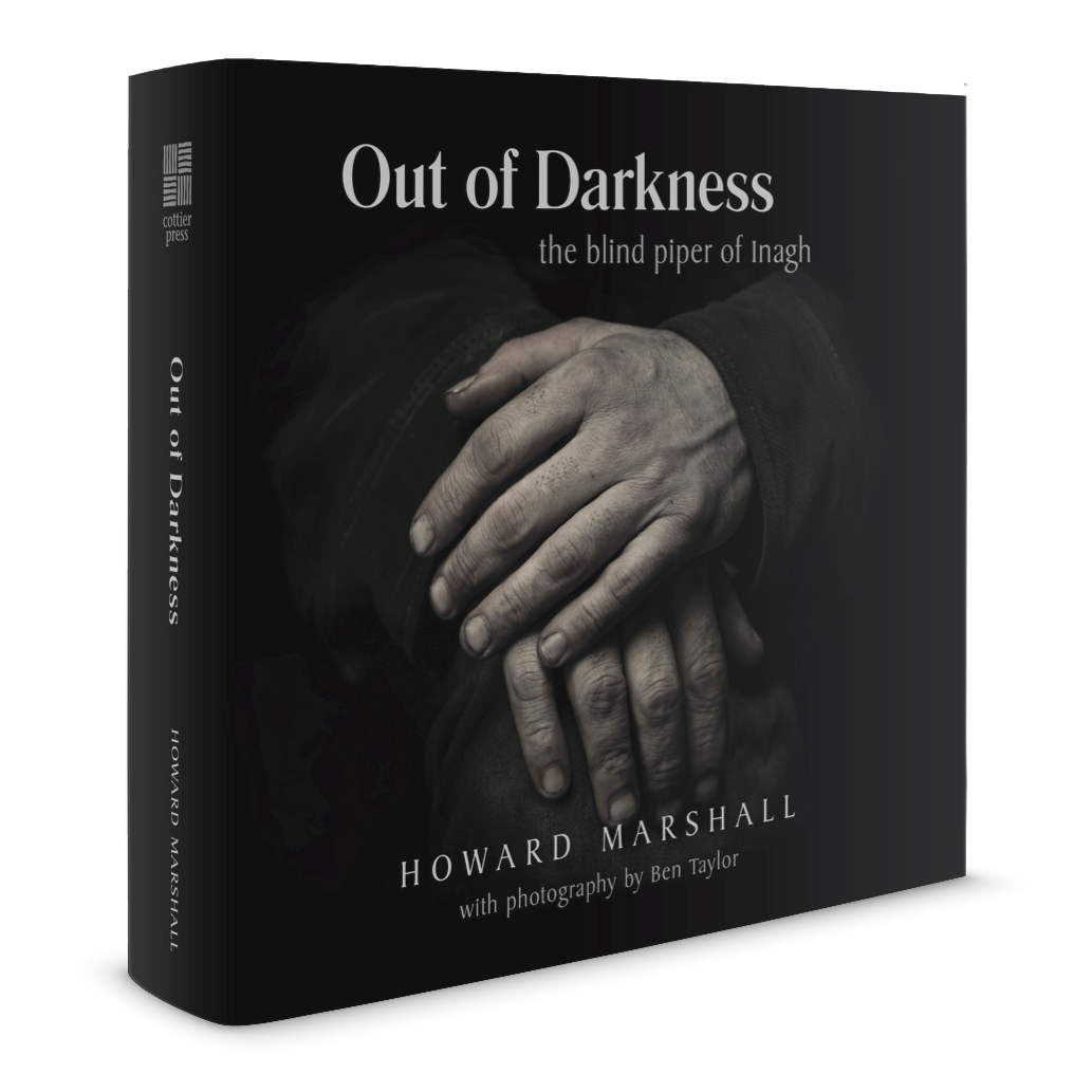 Out of Darkness mock up
