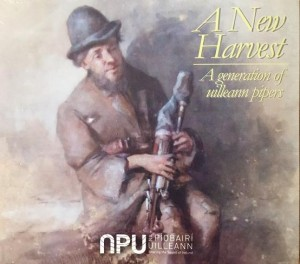 A New Harvest CD