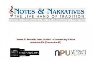 Notes and Narratives Logo