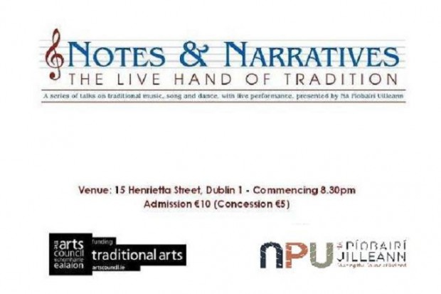 Notes and Narratives Logo