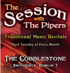 Session with the Pipers Logo