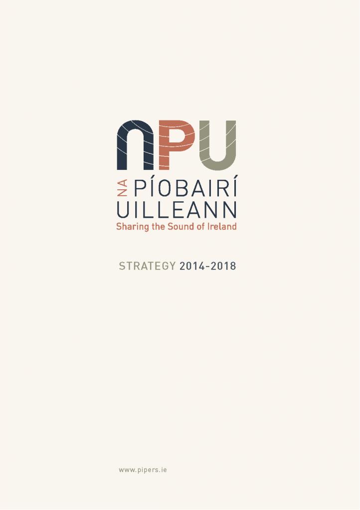 NPU STRATEGY 2014-2018 Cove